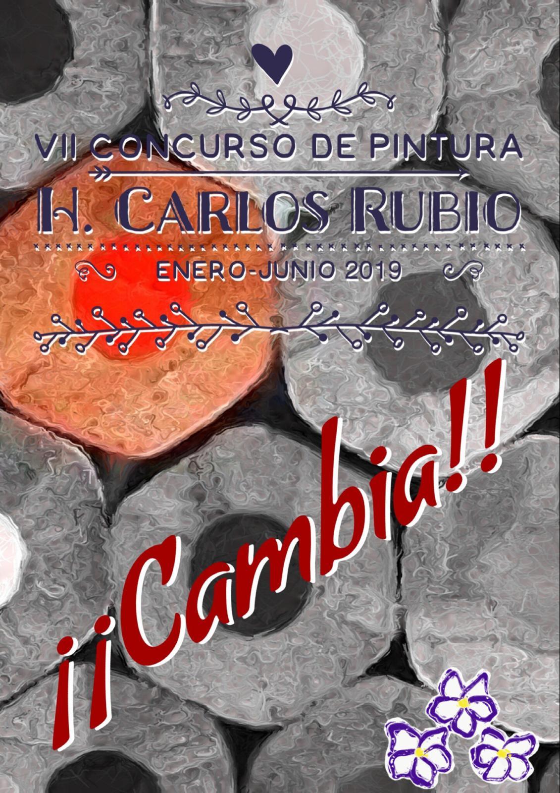 VIIConcursoDibujoHnoCarlos_Cartel