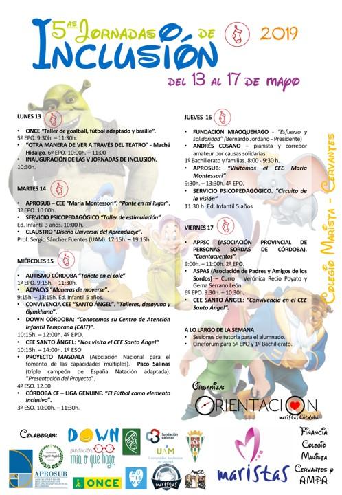 VJornadasdeInclusion_Programa_1819